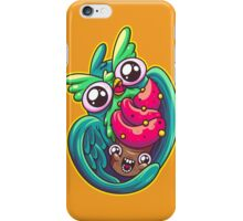 Who Loves Cupcakes iPhone Case/Skin
