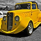Yellow Willys 77 Coupe by Ferenghi