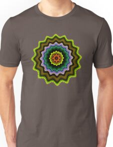 Colourful starry pattern Unisex T-Shirt
