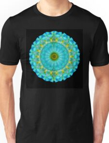 Sacred Voice - Mandala Art By Sharon Cummings Unisex T-Shirt