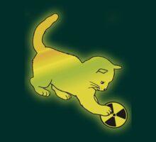 Nulcear Kitten by ispanda