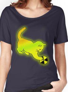 Nulcear Kitten Women's Relaxed Fit T-Shirt
