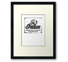 Indian Framed Print