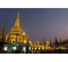 Yangon Photographic Print