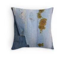 Growth and decay Throw Pillow