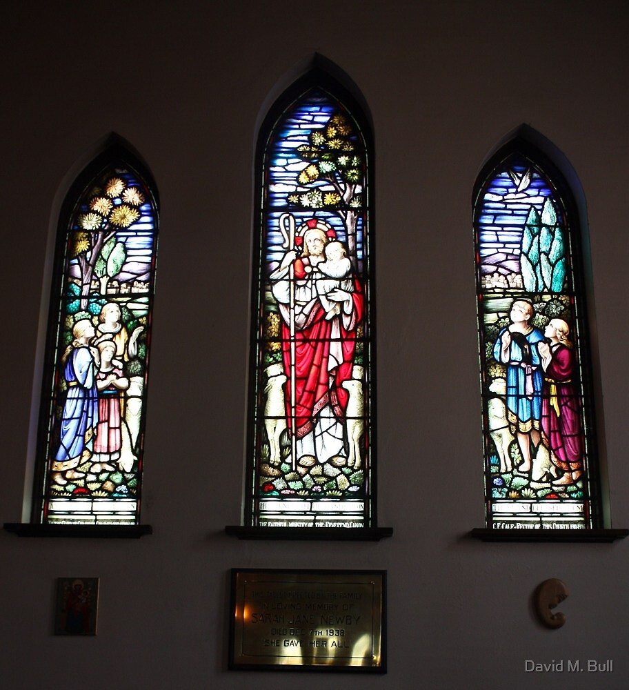 St John's Anglican, Inglewood/Calgary AB by David M. Bull