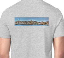 Nimborio Village Panorama Unisex T-Shirt