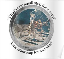 Neil Armstrong  Poster