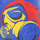 Primary Gas Mask by KRASH (Ashlee Fensand)