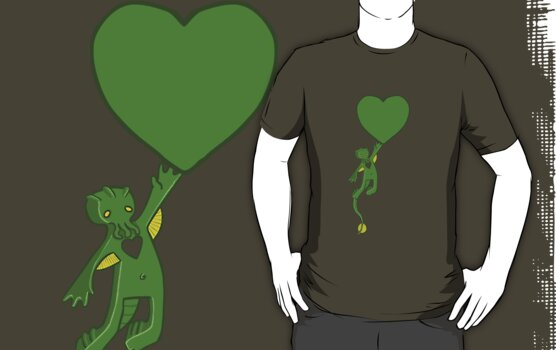 The Love of Cthulhu