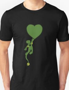 The Love of Cthulhu Unisex T-Shirt