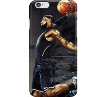 Lebron James' Dunk iPhone Case/Skin