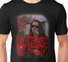 """Shattered Reality """"Oh Hi Mark"""" Unisex T-Shirt"""