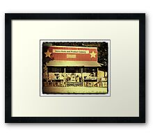 """A COUNTRYFIED GALLERY""... prints and products Framed Print"