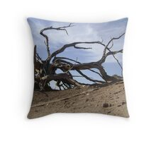 Whiskey Bay -Wilsons Promontory Throw Pillow