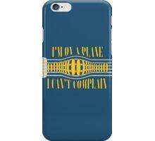 Nirvana ~ On A Plane Lyrics Guitar Design iPhone Case/Skin