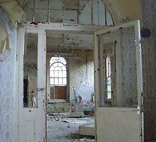 Dormitory, fancy a stay? by EtiKat