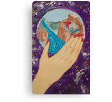 Plateau Canvas Print