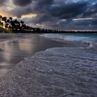 Caribbean Sunset by JamesA1
