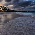 Caribbean Sunset by JamesA1