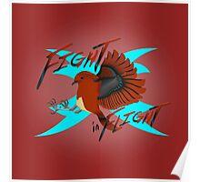 Fight in Flight Poster