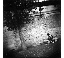 Paris romance Photographic Print