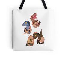 Raptor posse Tote Bag