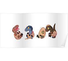 Raptor posse Poster