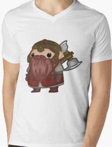 Gimli Mens V-Neck T-Shirt