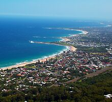 Northern Illawarra Beaches by rom01