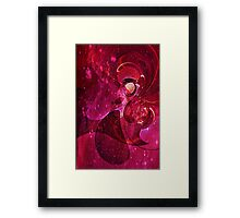 Canticle Framed Print