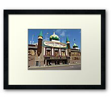 Mitchell Corn Palace 2 Framed Print