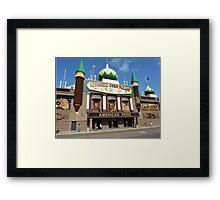 Mitchell Corn Palace 2 Framed Print