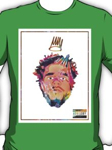 J.Cole - Born Sinner (Tye Dye) T-Shirt