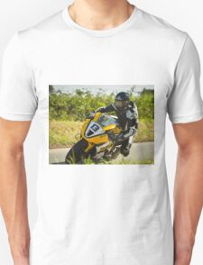 Adrian Archibald at the Skerries 100 T-Shirt