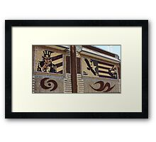 Mitchell Corn Palace Wall 2 Framed Print