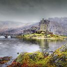 Eilean Donan Castle Day by Chad Kruger
