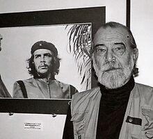 Photographer   Albrto Korda , he shoot Che Guevara    by yoshiaki nagashima