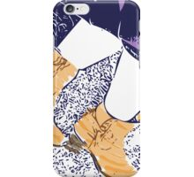 These boots are made for walking iPhone Case/Skin