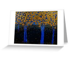 Royal Forest Greeting Card