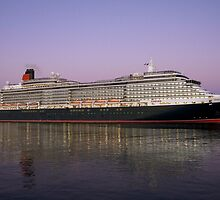 The Queen Victoria by Peter Ede