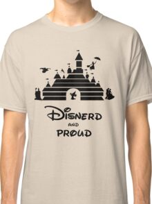 Disnerd and Proud Classic T-Shirt
