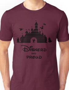 Disnerd and Proud Unisex T-Shirt