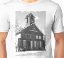 The Old Ridgway Firehouse Unisex T-Shirt