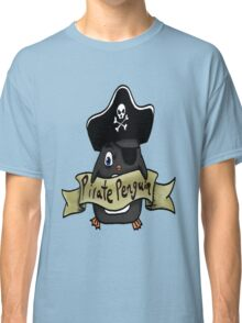 Pirate penguin Classic T-Shirt