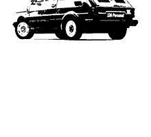 Fiat 126 Personal 4 '76-'85 by garts