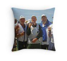 Anglesea Medallists at Masters Throw Pillow