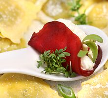 Ravioli Tricolore by SmoothBreeze7