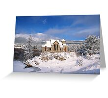 The Chapel on the Rock III Greeting Card