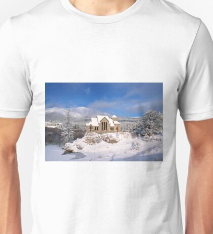 The Chapel on the Rock III Unisex T-Shirt